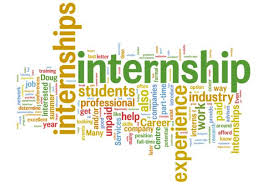 internship words