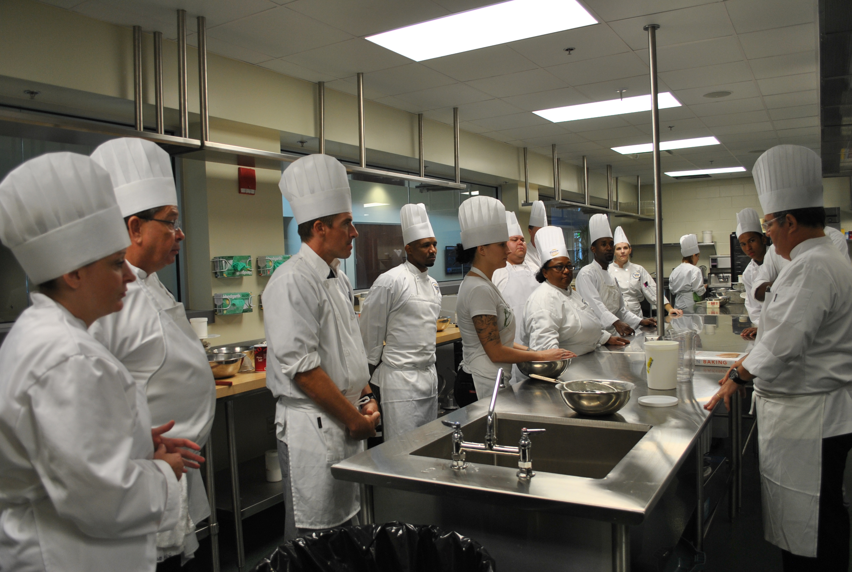 Gulf Coast State College Culinary Arts Certificate Program Panama