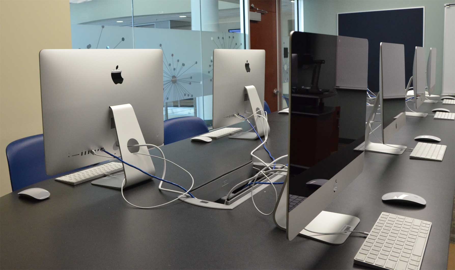 MAC Lab in the Advanced Technology Center