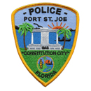 Port Saint Joe Police Department Logo