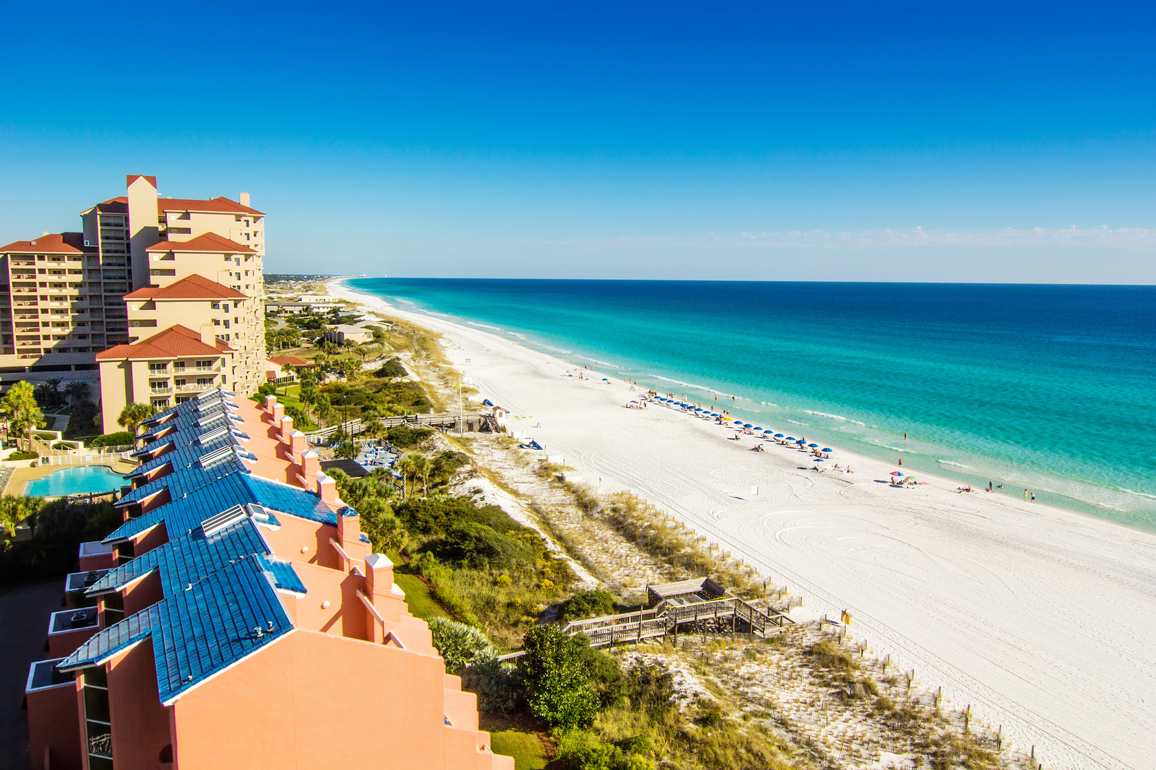Condominium Management on Panama City Beach, Florida