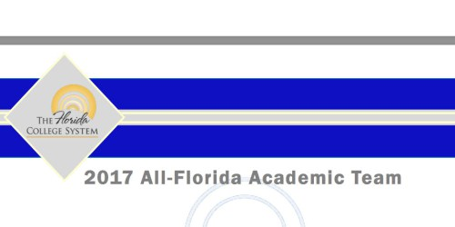 all florida academic team