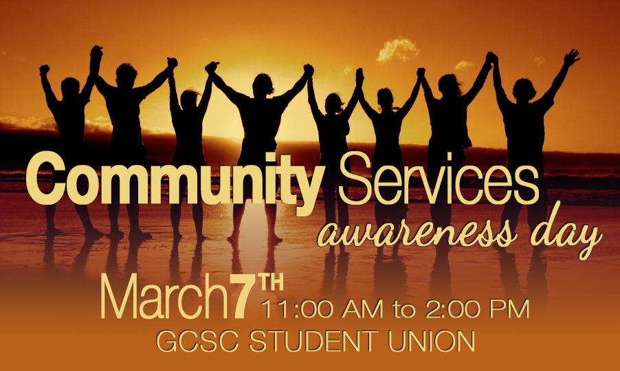 community services day