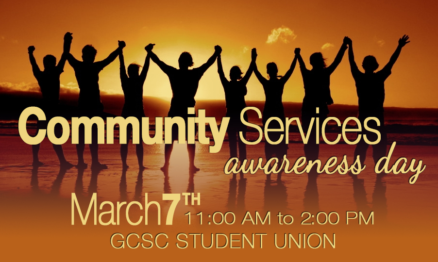 Community Services Awareness Day