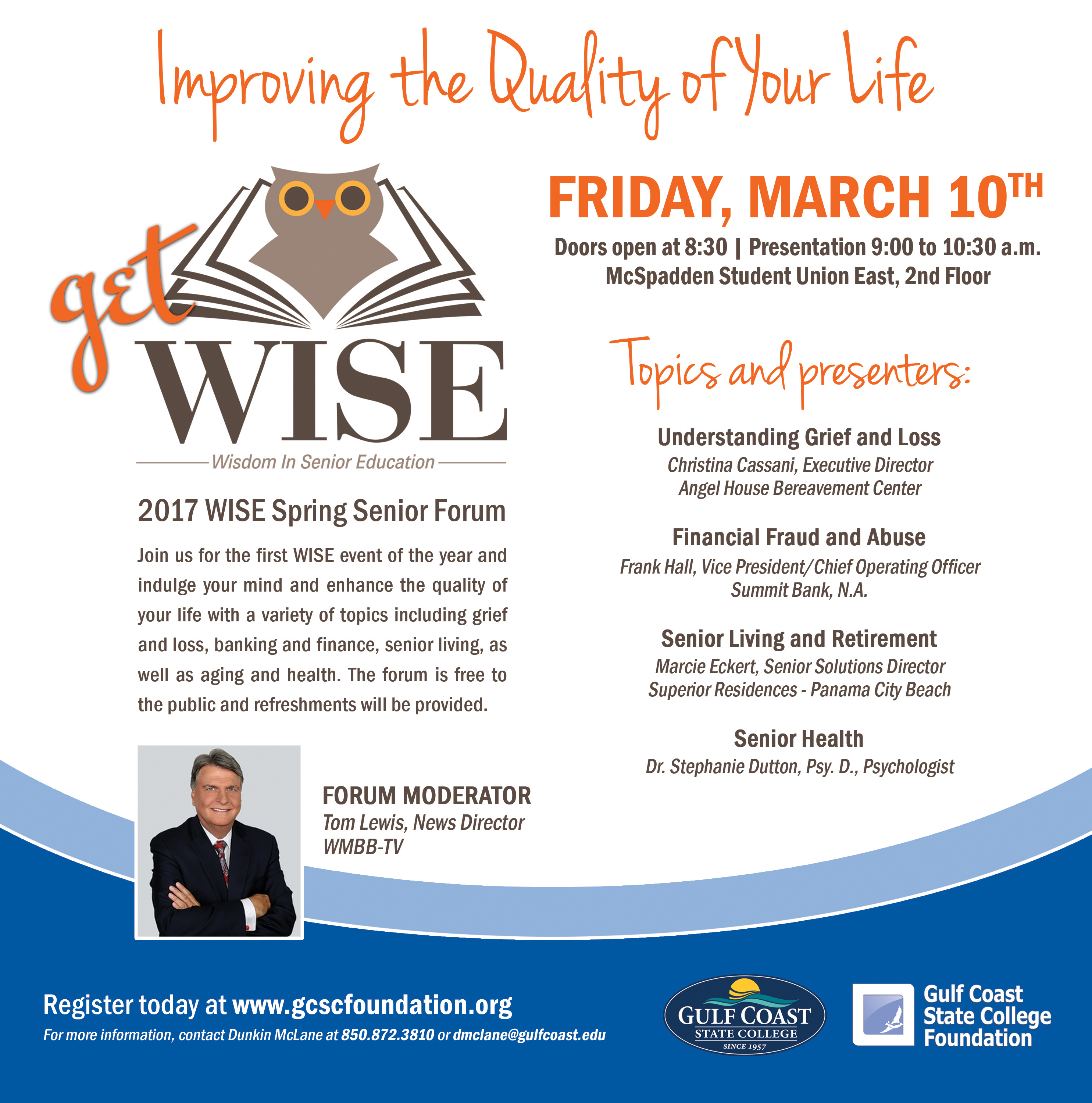 GCSC Foundation WISE forum