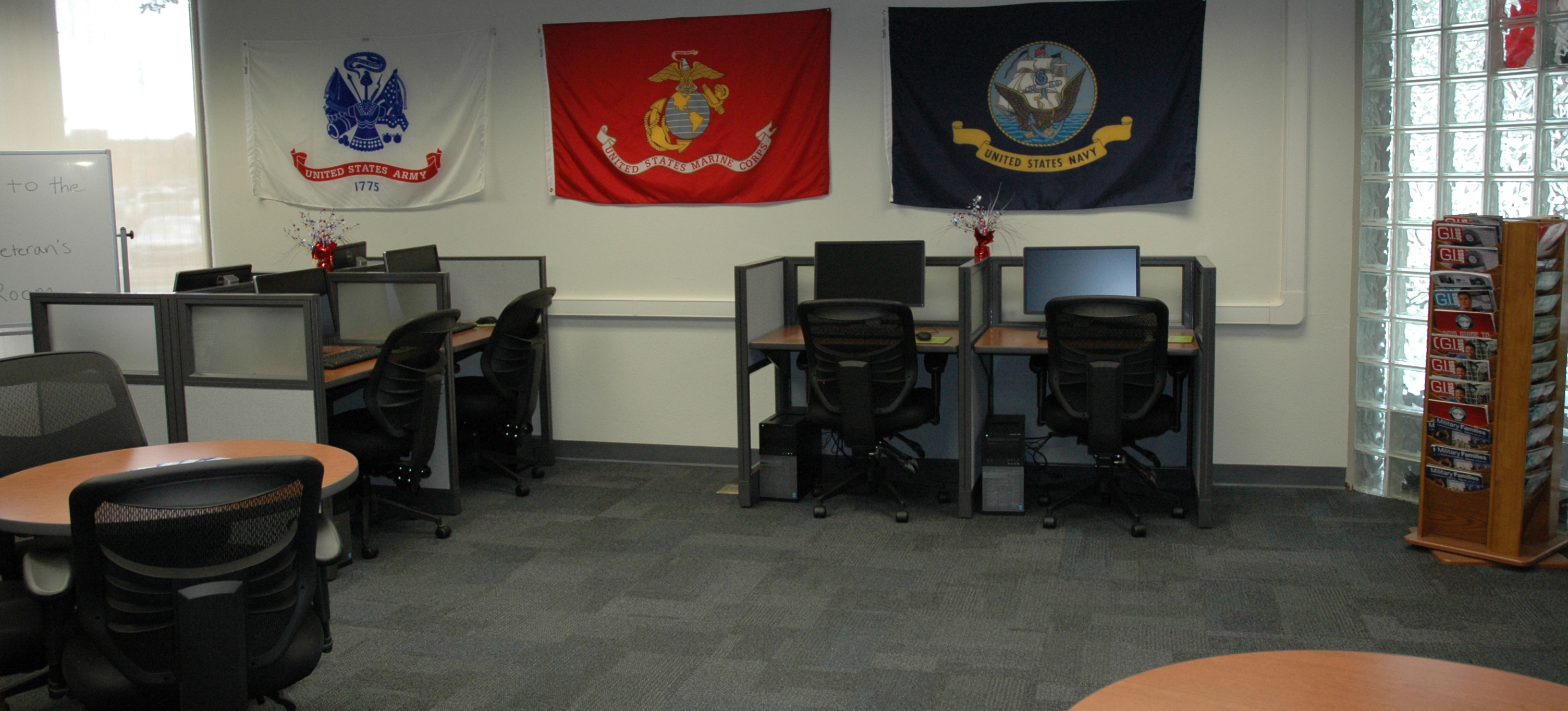 Military/Veteran Resource Center