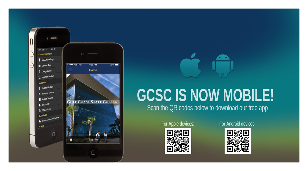 gulf coast state college mobile app