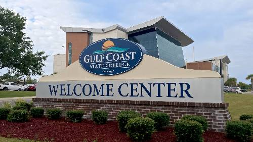 Gulf Coast State College Welcome Center