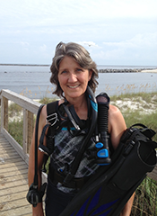 Sharon Yarbough, Aquatics Specialist